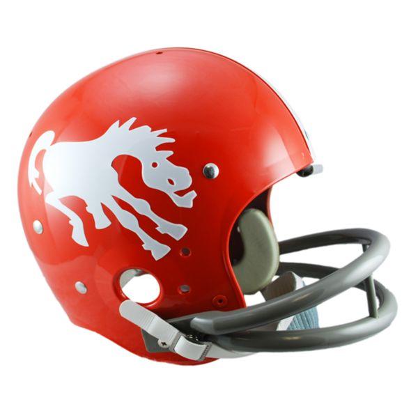 Riddell Denver Broncos 62 - 65 Throwback Replica Helmet