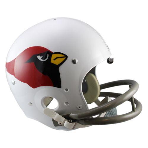 Riddell Arizona Cardinals 60 - 04 Throwback Replica Helmet