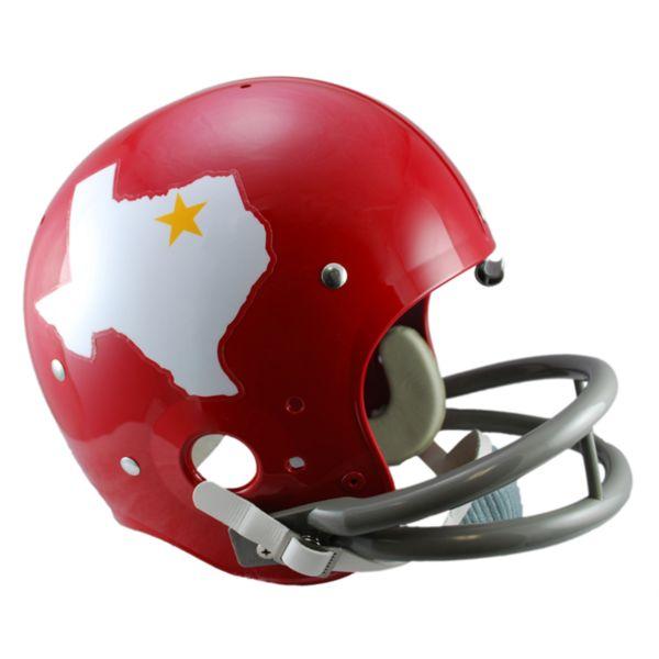 Riddell Dallas Texans 60 - 62 Throwback Replica Helmet