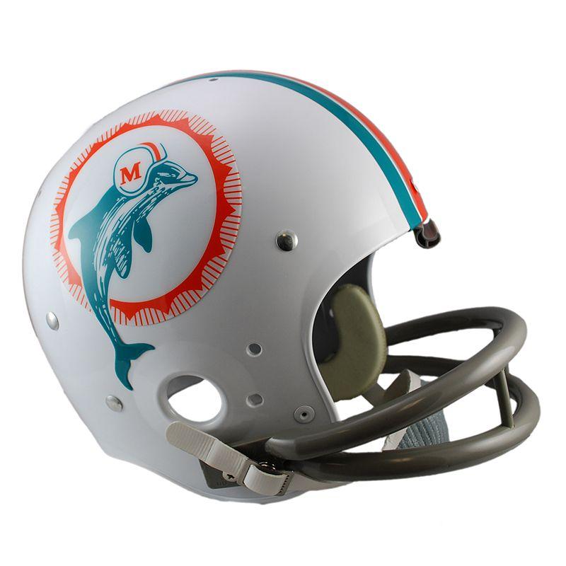 Riddell Miami Dolphins 72 Throwback Replica Helmet