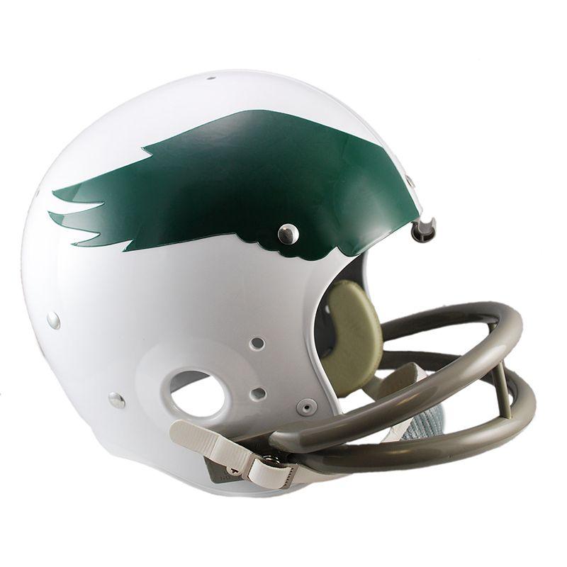 Riddell Philadelphia Eagles 69 - 73 Throwback Replica Helmet