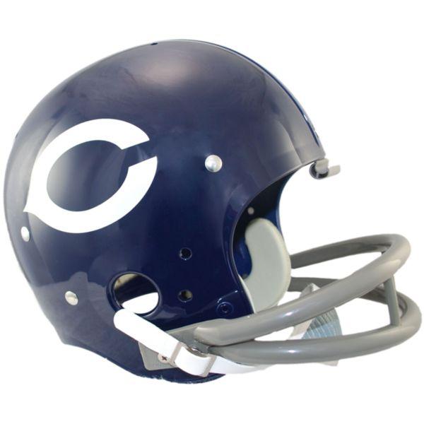 Riddell Chicago Bears 62 - 73 Throwback Replica Helmet