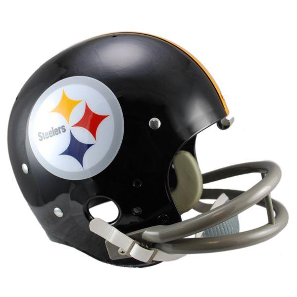 Riddell Pittsburgh Steelers 63 - 76 Throwback Replica Helmet