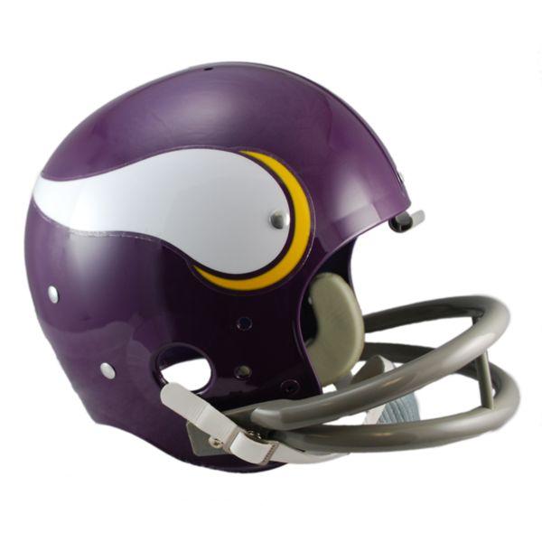 Riddell Minnesota Vikings 61 - 79 Throwback Replica Helmet