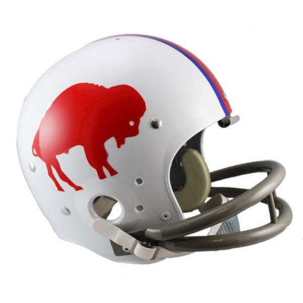 Riddell Buffalo Bills 65 - 73 Throwback Replica Helmet