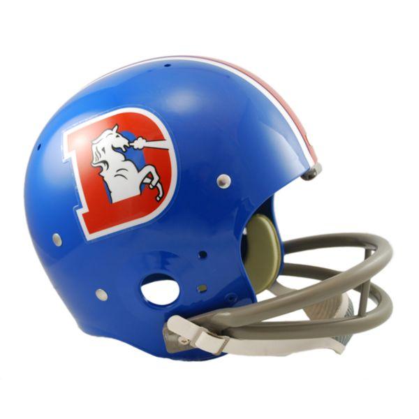Riddell Denver Broncos 68 - 74 Throwback Replica Helmet