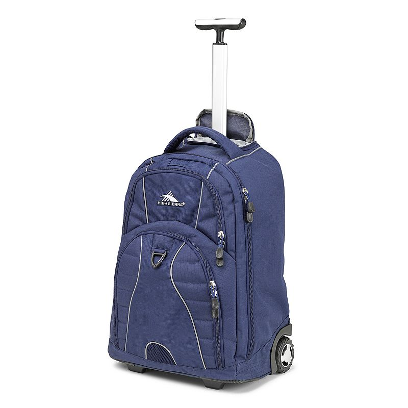 High Sierra Freewheel Wheeled 17-in. Laptop Backpack