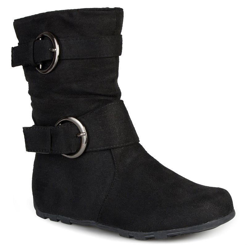Journee Collection Katty Midcalf Boots - Girls