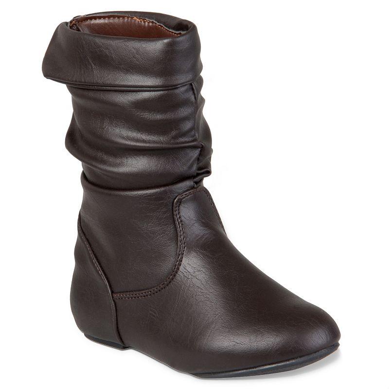 Journee Collection Kgena Boots - Girls