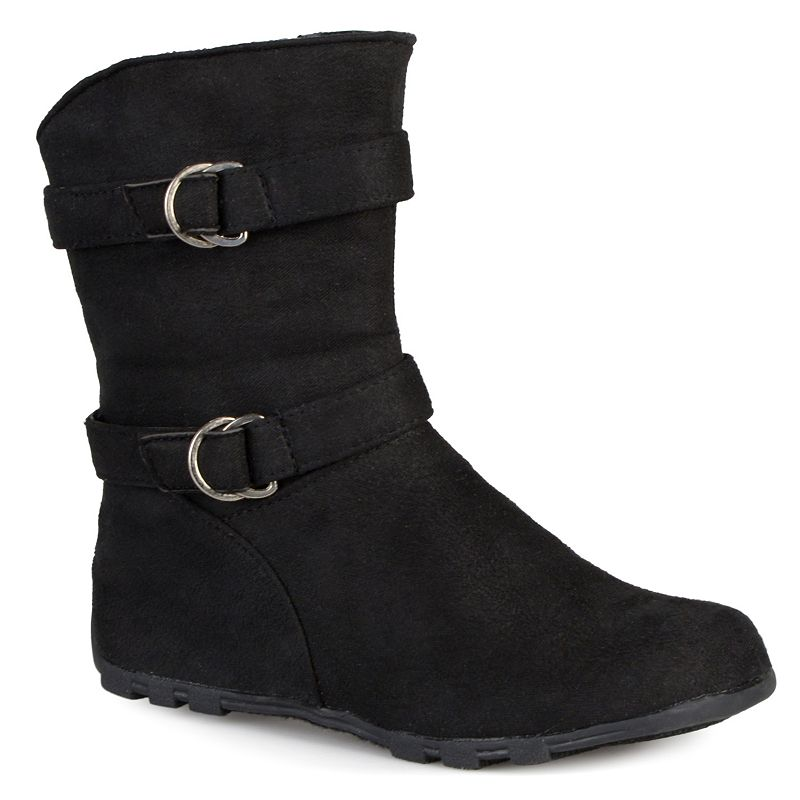 Journee Collection Roxo 2 Midcalf Boots - Girls
