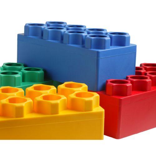 Kid's Adventure 24-pc. Beginner Jumbo Block Set