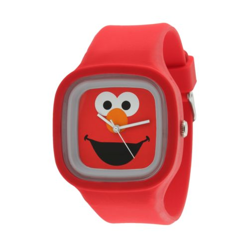 Sesame Street Elmo Red Jelly Watch - SW628EL - Kids