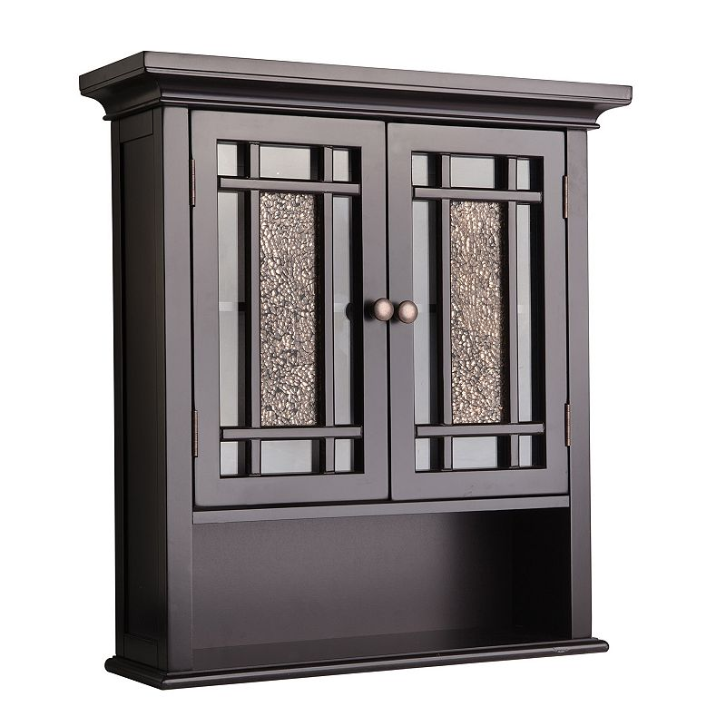 Elegant Home Fashions Windham Wall Cabinet