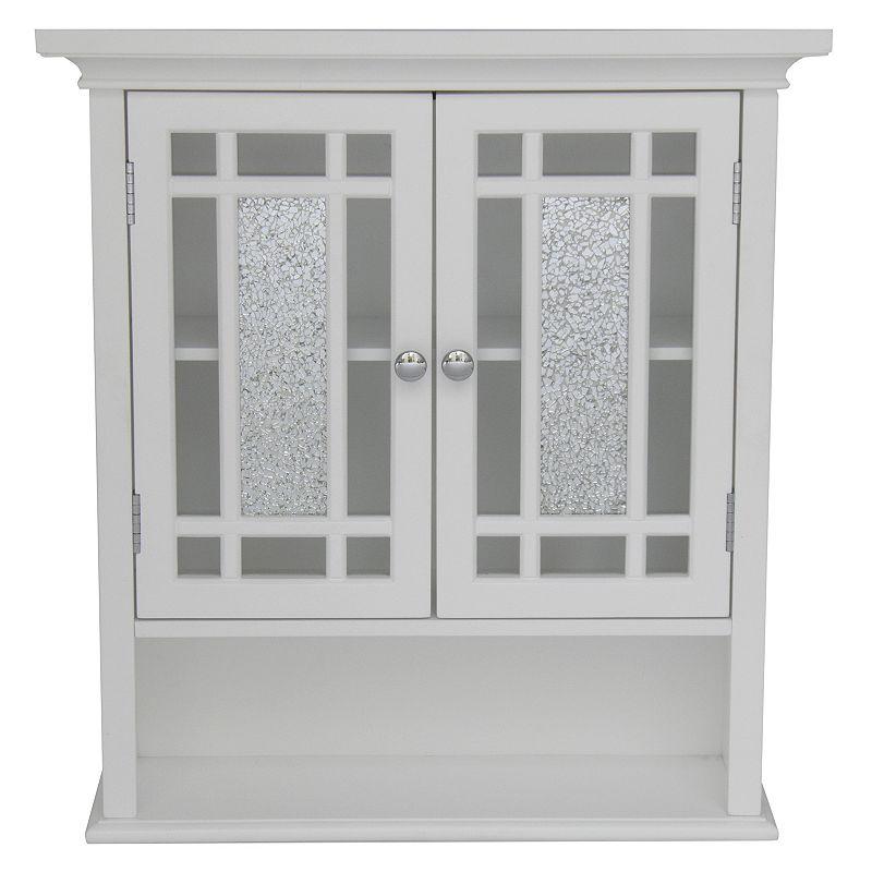 Elegant Home Fashions Windham Wall Cabinet
