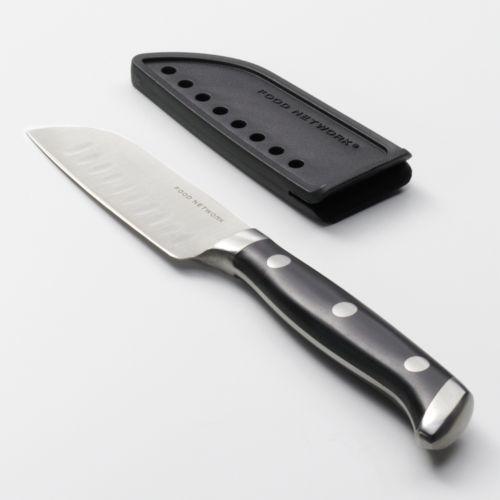 Food Network™ 3 1/2-in. Santoku Paring Knife