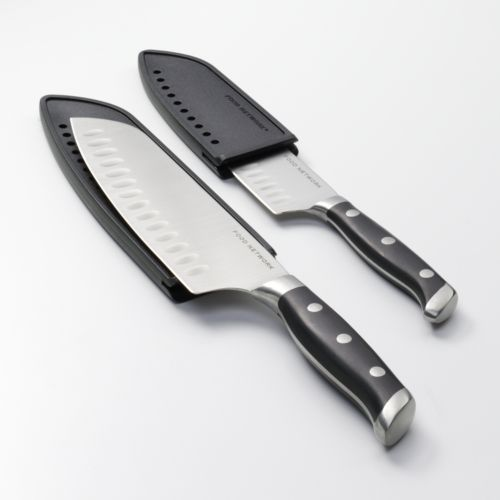 Food Network™ Great Value 2-pc. Santoku Knife Set
