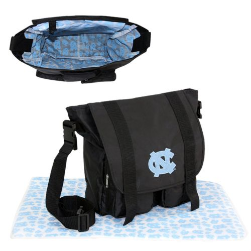 North Carolina Tar Heels Diaper Bag