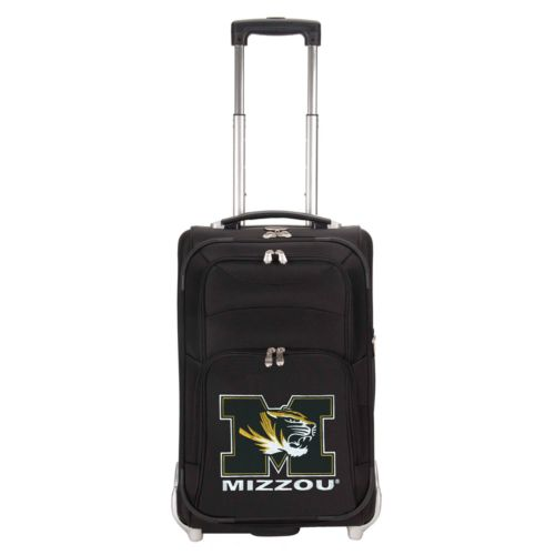 Missouri Tigers 21-Inch Wheeled Carry-On