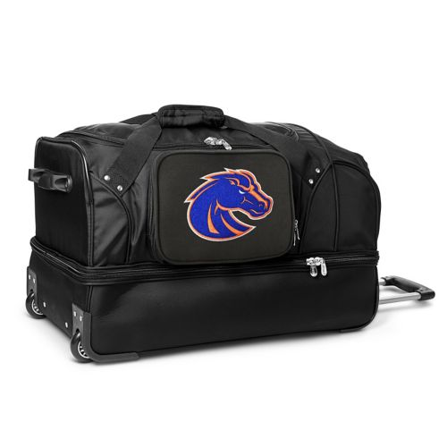 Boise State Broncos Luggage, 27-in. Wheeled Duffel Bag