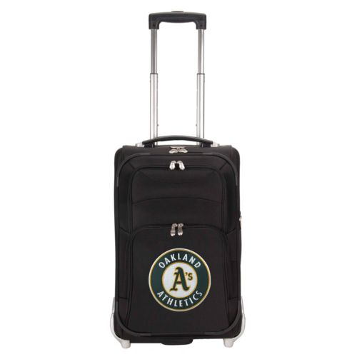 Oakland Athletics Luggage, 21-in. Wheeled Carry-On