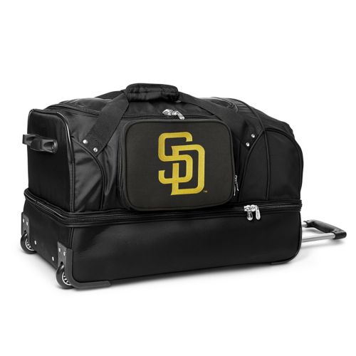 San Diego Padres Luggage, 27-in. Wheeled Duffel Bag