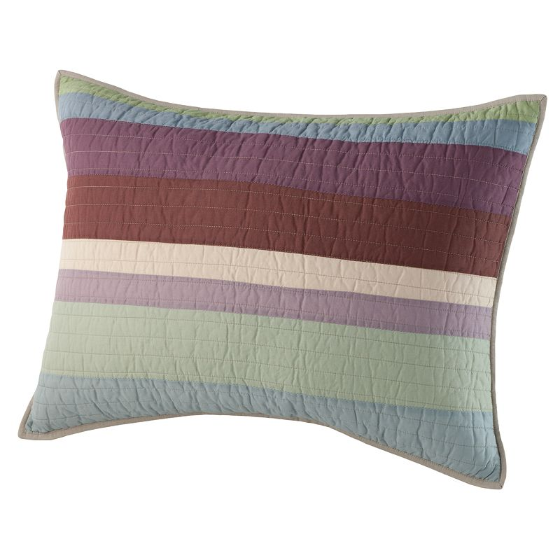 Home Classics® Audrey Striped Sham - Standard