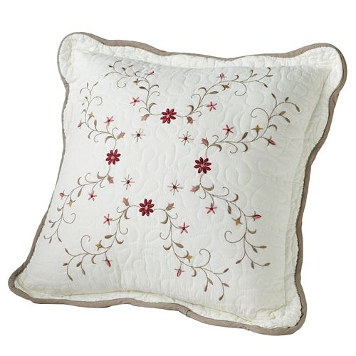 Home Classics Amelia Quilted Decorative Pillow