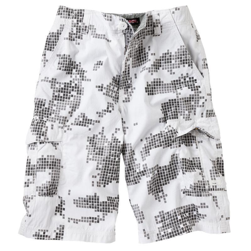 Tony Hawk Camouflage Cargo Shorts - Boys' 8-20