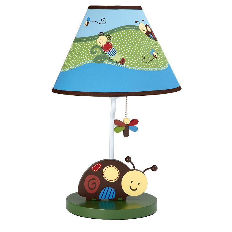 NoJo Critter Babies Lamp