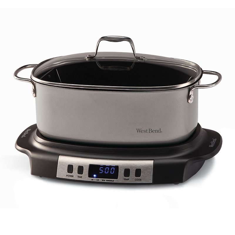 West Bend Electric Versatility Slow Cooker