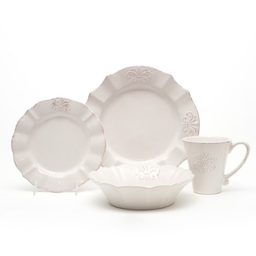 Baum Provence Ivory 16-pc. Dinnerware Set