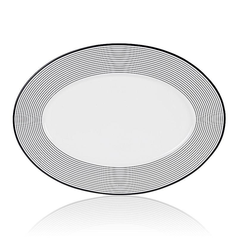 Mikasa Cheers Oval Platter