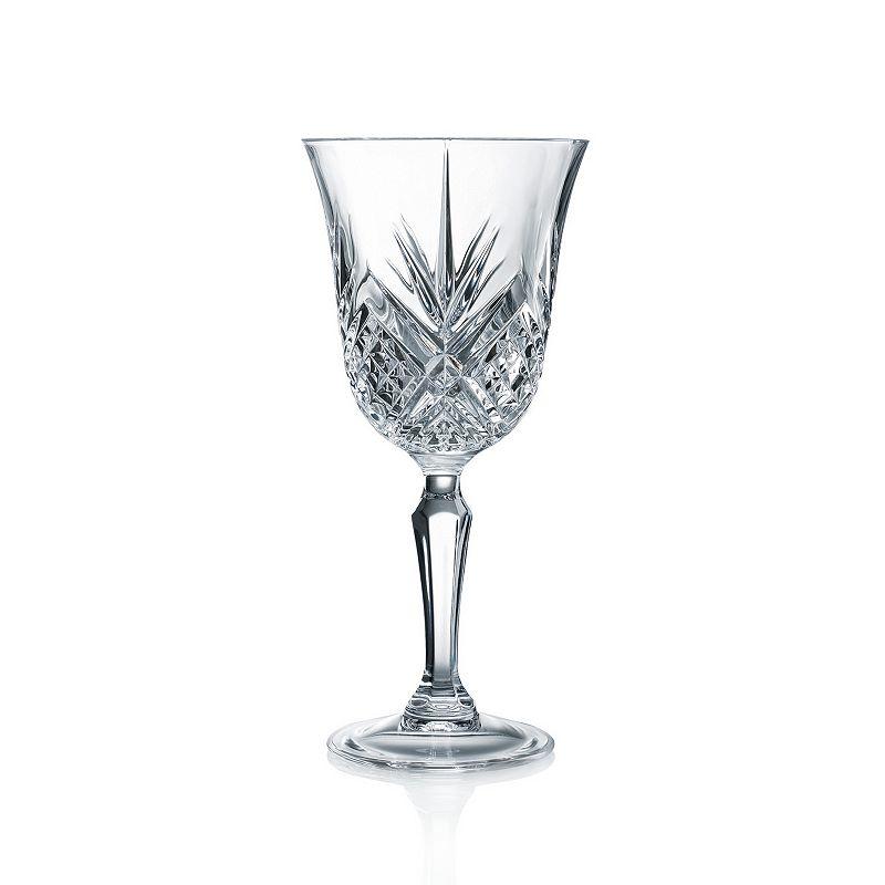 Cristal d'Arques Masquerade 6-pc. Wine Glass Set