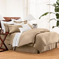 Chaps Damask Stripe Comforter Collection