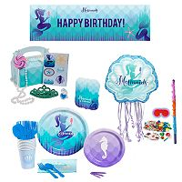 Mermaids Under the Sea Party Collection