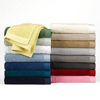 IZOD Egyptian Cotton Bath Towel Collection