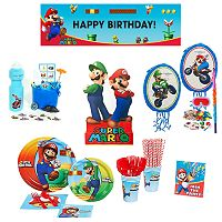 Super Mario Brothers Party Collection