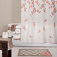 Coral Garden Shower Curtain Collection