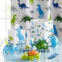 Kassatex Bambini Dino Park Shower Curtain Collection