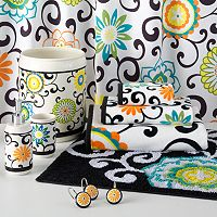 Waverly Pom Pom Bathroom Accessories Collection