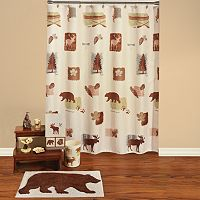 Nature's Trail Shower Curtain Collection