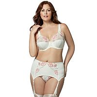 Elila Glamour Full-Figure Bra & Panties Lingerie Set