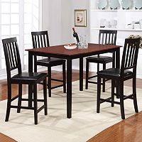 Linon Cayman Counter Height Dining Collection