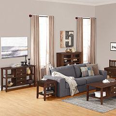 Simpli Home Burlington Furniture Collection