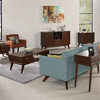 Simpli Home Draper Furniture Collection