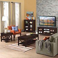 Simpli Home Kitchener Furniture Collection
