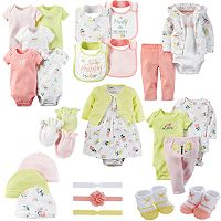 Baby Girl Carter's Little Blooms Mix & Match Collection