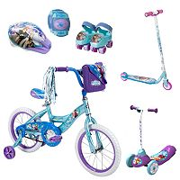 Disney's Frozen Youth Pedal, Push & Protect Collection