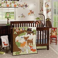 Lambs & Ivy Woodland Tales Nursery Coordinates