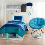 Blue Boho Dorm Room Collection